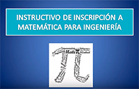 Instructivo de inscripción al SIU Guaraní